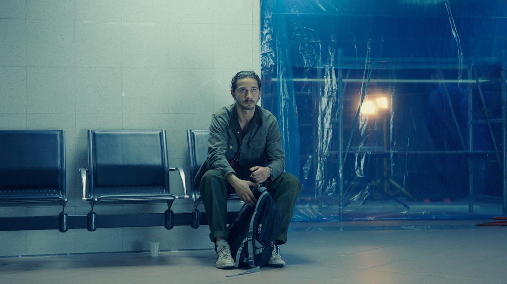 Shia LaBeouf as Charlie Countryman in