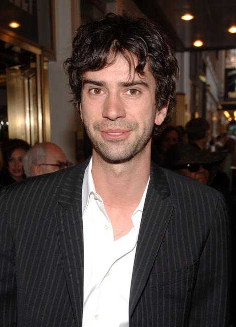 Hamish Linklater at the Broadway Opening of