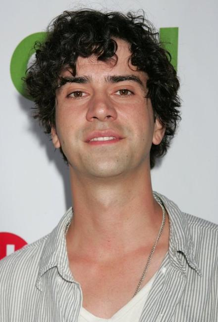 Hamish Linklater at the CW/CBS/Showtime/CBS Television TCA party.