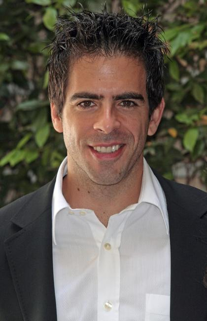 Eli Roth at the photocall of