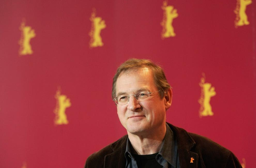 Burghart Klaussner at the photocall of