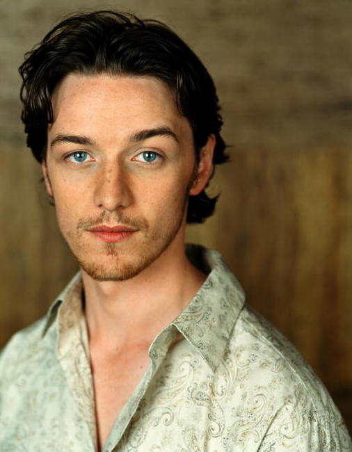 James McAvoy at