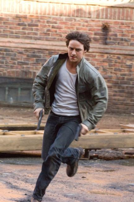 James McAvoy as Wes Gibson in