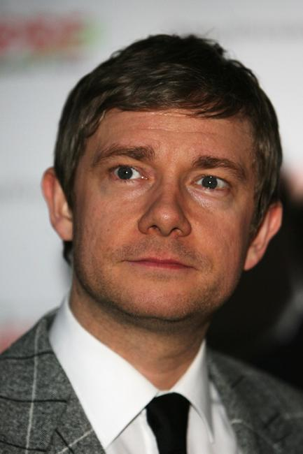 Martin Freeman at the Sony Ericsson Empire Film Awards.