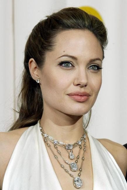 Angelina Jolie at the 76th Academy Awards.