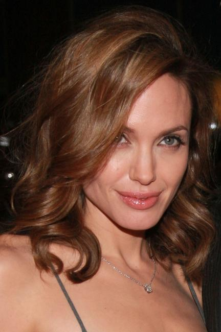 Angelina Jolie at the screening of