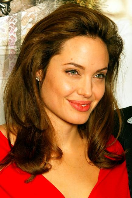 Angelina Jolie at the photocall of