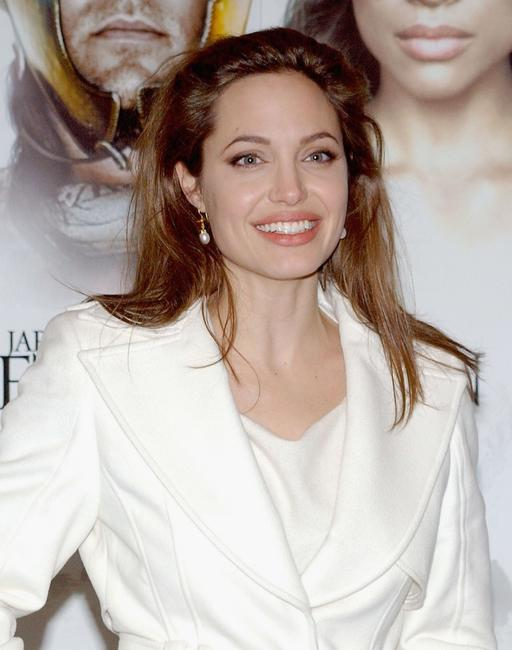 Angelina Jolies at the after-party of