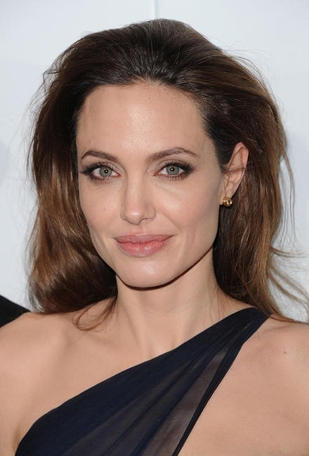 Director Angelina Jolie at the California premiere of