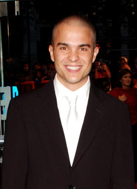 Kuno Becker arrives at the world premiere of