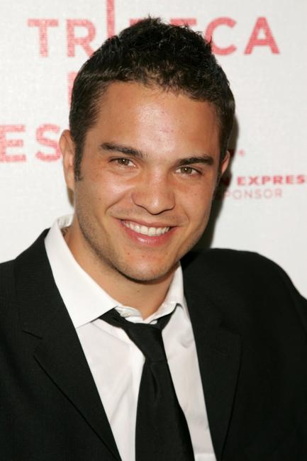 Kuno Becker at the premiere of