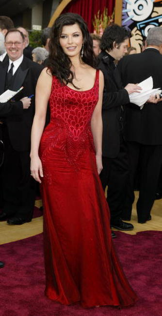 Catherine Zeta-Jones at the 76th Annual Academy Awards.
