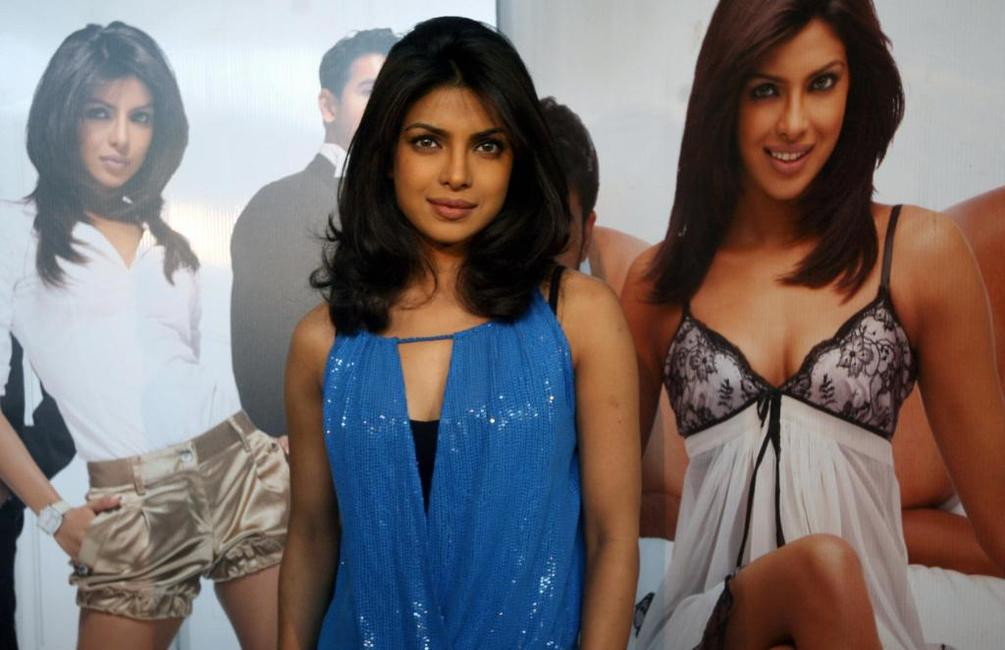 Priyanka Chopra at the promotional event of