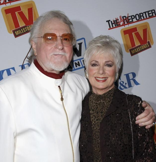 Shirley Jones at the Museum of Television and Radio Cocktail Party.