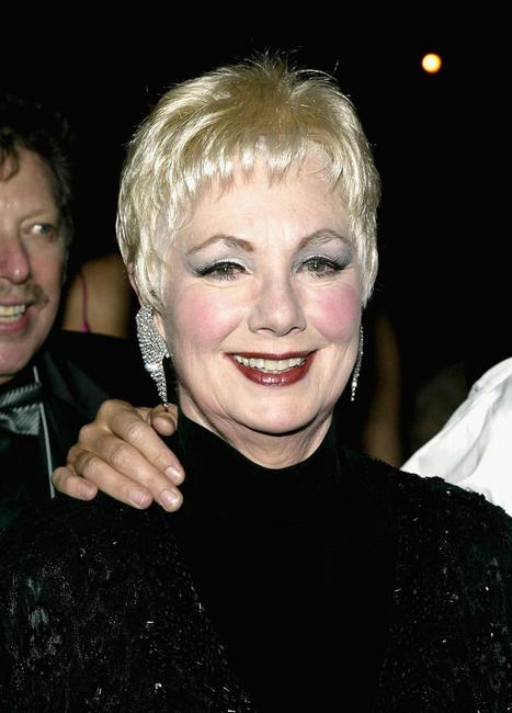 Shirley Jones at the 49th annual Drama Desk Awards.