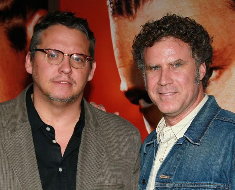 Adam McKay and Will Ferrell at the 2nd season premiere of