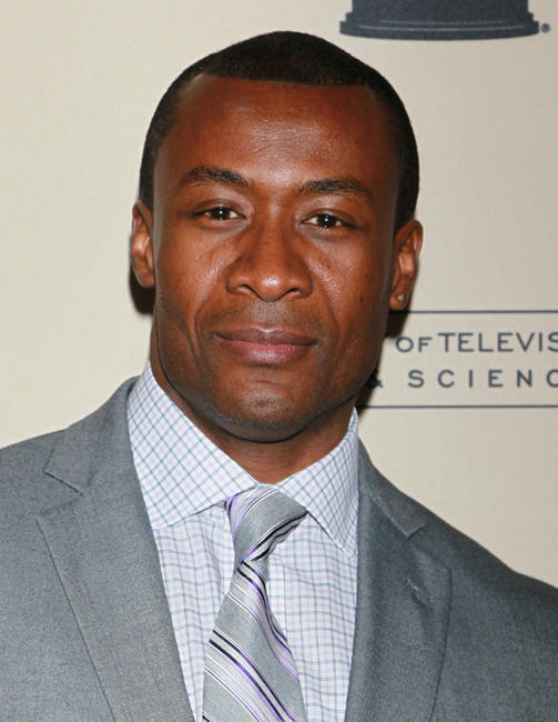 Sean Blakemore at the 2011 Daytime Emmy Awards nominees cocktail reception.