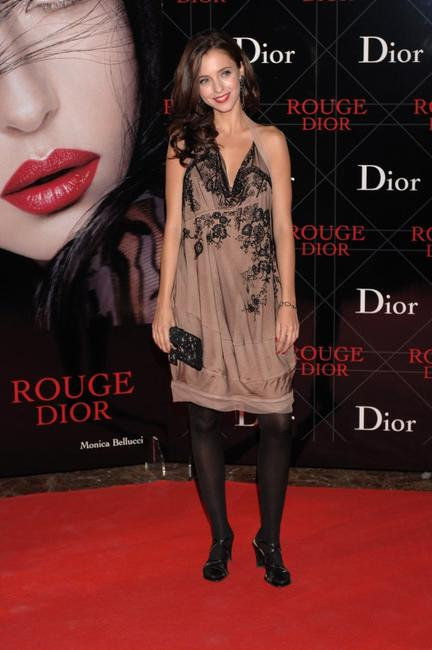 Leticia Dolera at the Christian Dior Gala Dinner.