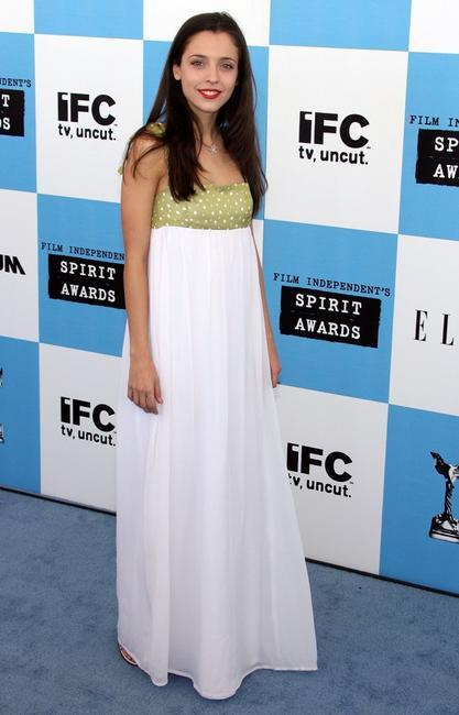 Leticia Dolera at the 22nd Annual Film Independent Spirit Awards.