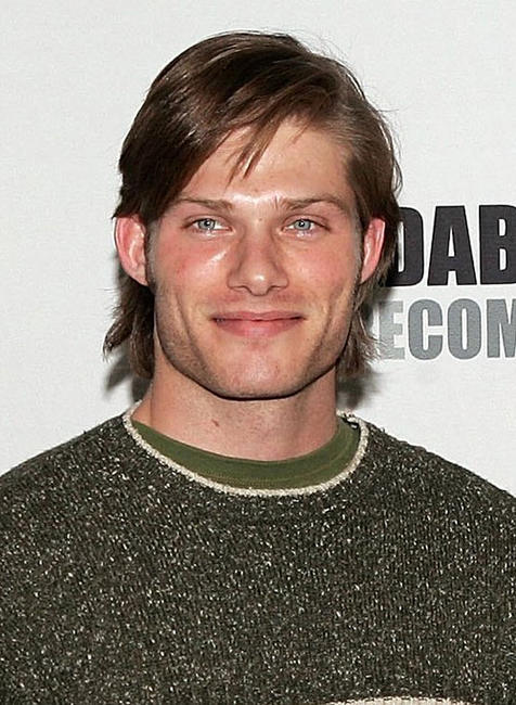 Chris Carmack at the photocall of