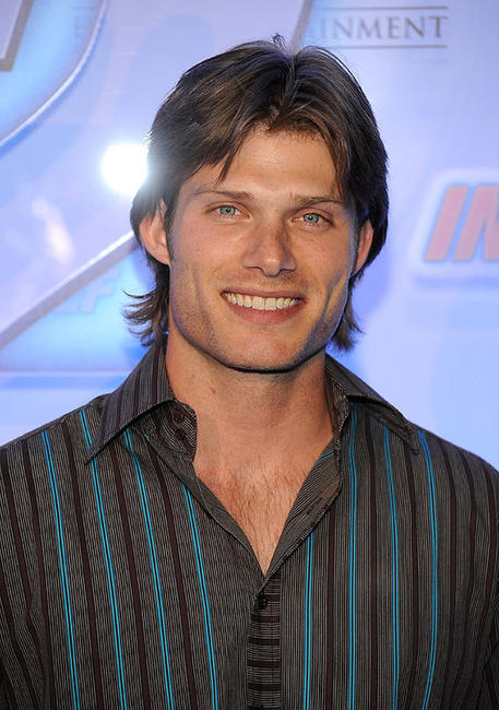 Chris Carmack at the California premiere of