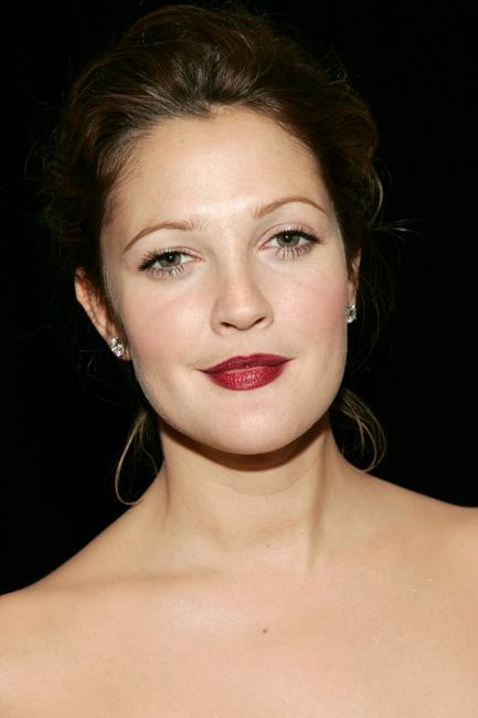 Drew Barrymore at the premier of