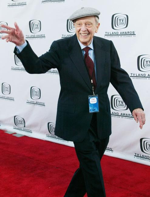 Don Knotts at the 2nd Annual TV Land Awards.