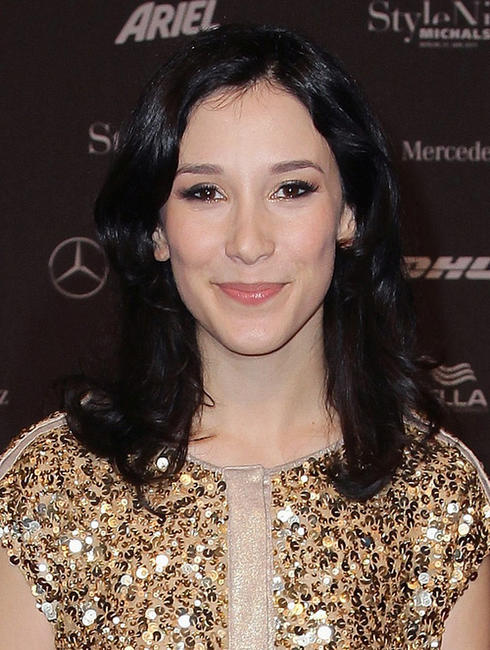 Sibel Kekilli at the Michalsky StyleNite during the Mercedes Benz Fashion Week Autumn/Winter 2011 in Germany.