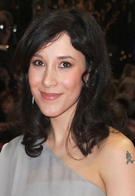Sibel Kekilli at the Germany premiere of