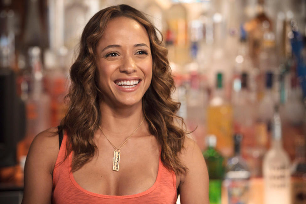 Dania Ramirez as Trisha in