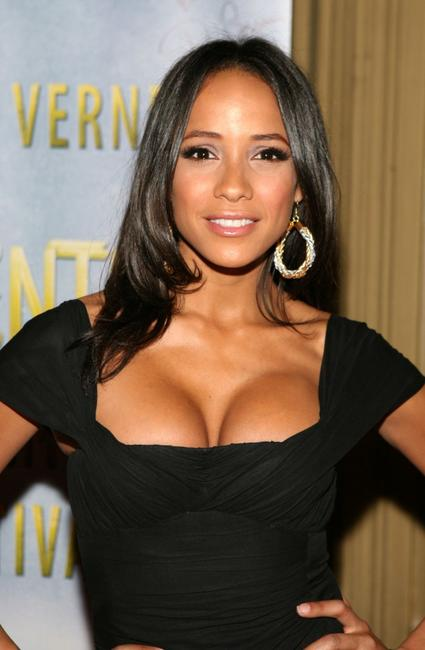 Dania Ramirez at the Jules Verne Adventure Film Festival Closing Day Lifetime Achievement Award to Stan Lee and Heroes.