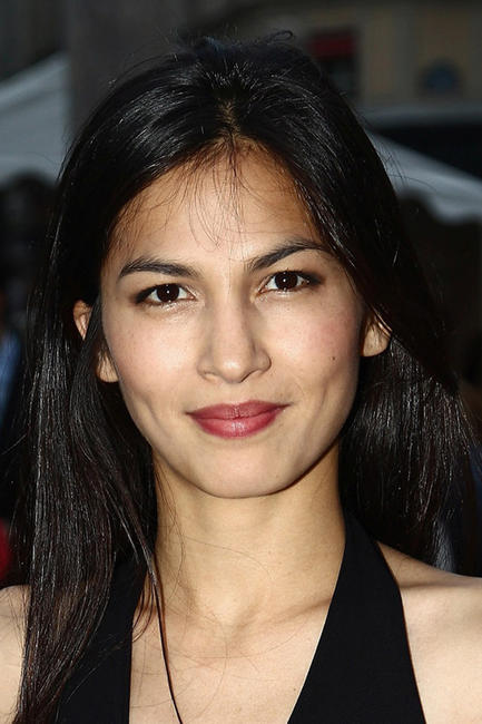 Elodie Yung at the Jaeger-LeCoultre Reverso 80th Anniversary in France.