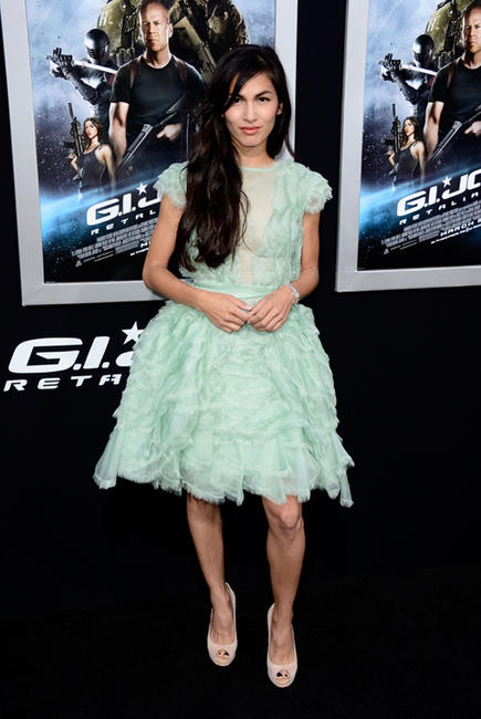 Elodie Yung at the California premiere of