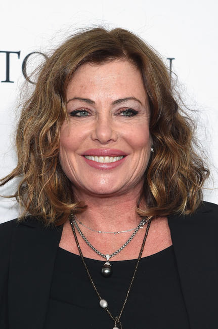 Kelly LeBrock at the Tribeca Film Festival?s closing night, 25th anniversary of 'Goodfellas'.