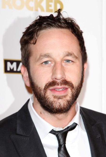Chris O'Dowd at the Martini premiere party of