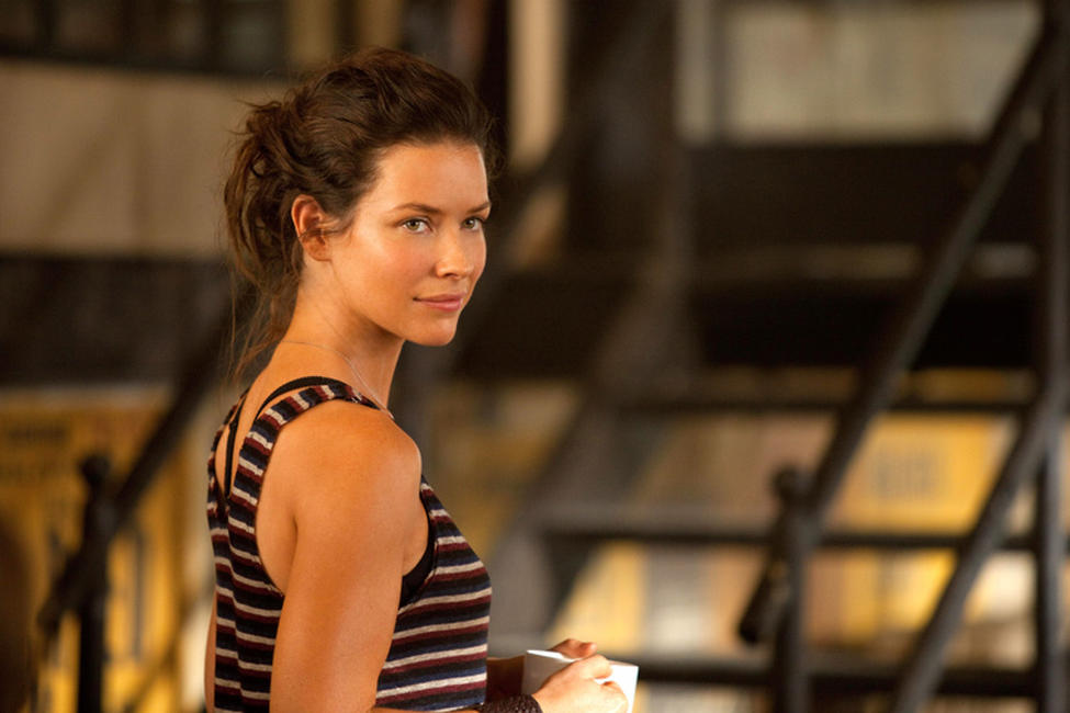 Evangeline Lilly as Bailey Tallet in
