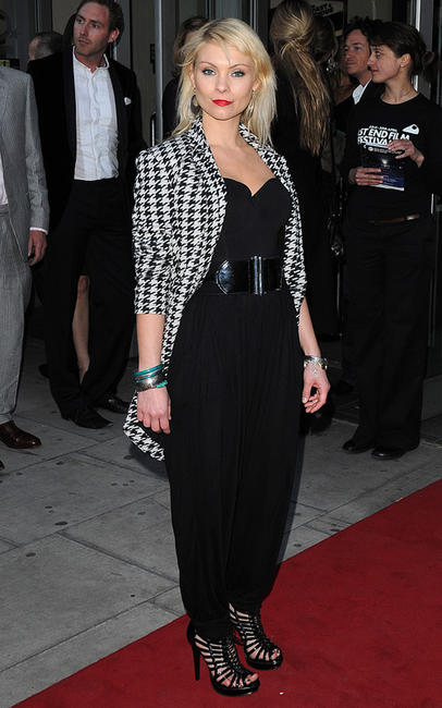 MyAnna Buring at the London premiere of