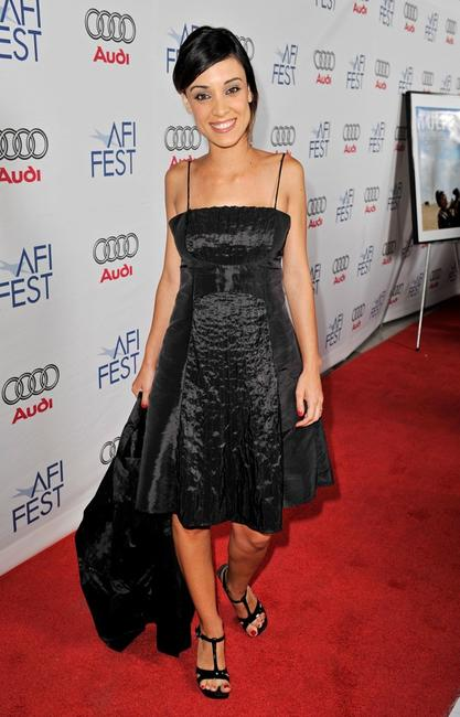 Martina Gusman at the 2008 AFI FEST.