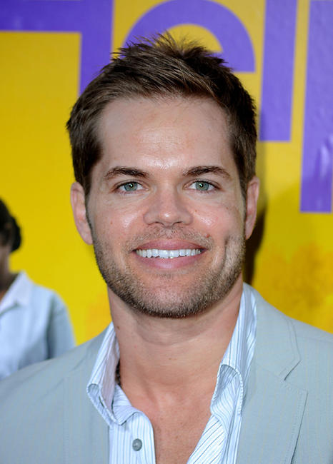 Wes Chatham at the California premiere of