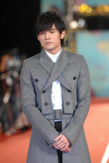 Jay Chou at the 43rd Golden Horse Film Awards.
