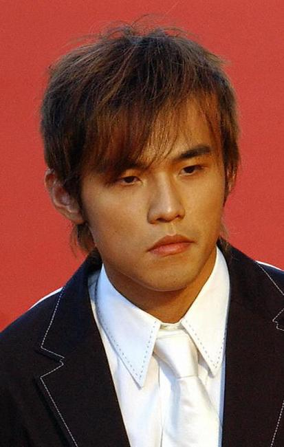 Jay Chou at the 14th Golden Melody Awards.