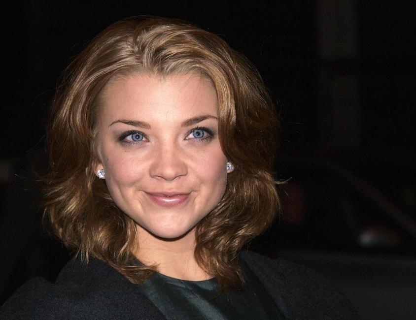Natalie Dormer at the British premiere of