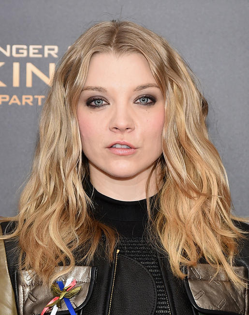 Natalie Dormer at the New York premiere of