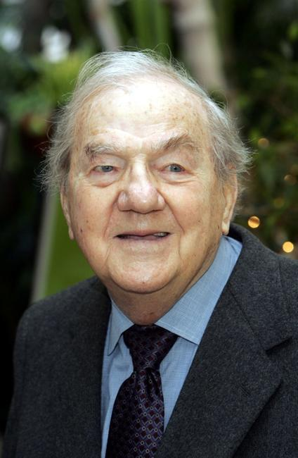 Karl Malden at the 2004 AFI awards luncheon.