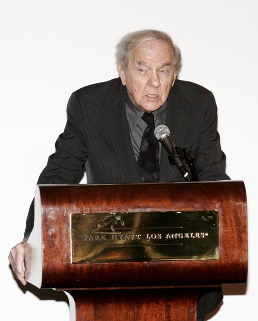 Karl Malden at the 31st Annual Los Angeles Film Critics Association Awards.