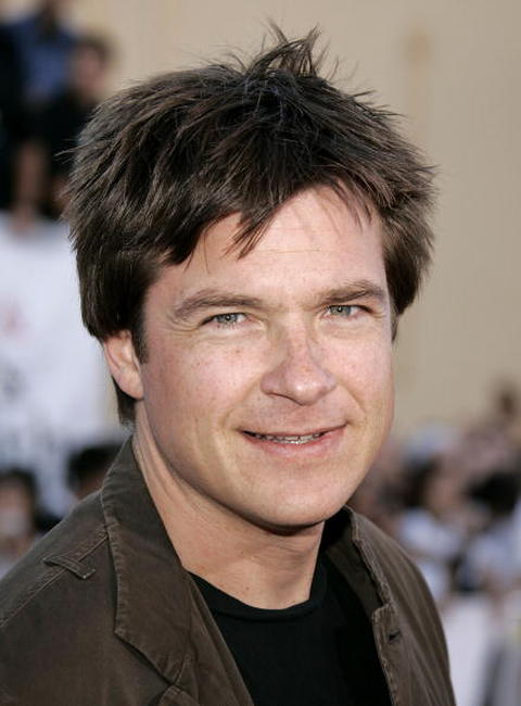 "Jason Bateman at the premiere of ""Mr. and Mrs. Smith"" in Westwood, California."