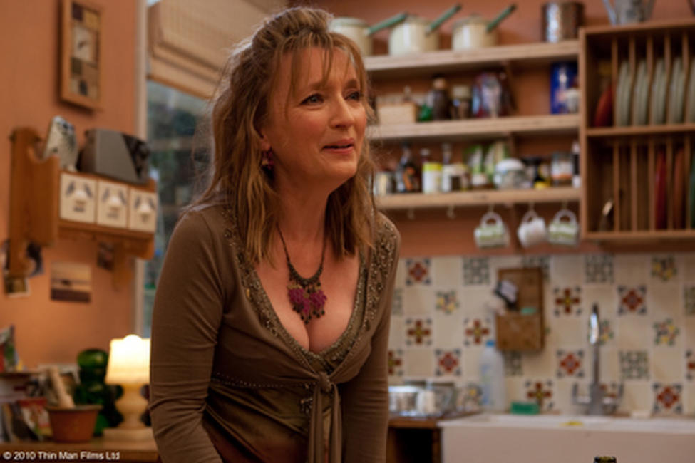 Lesley Manville as Mary in