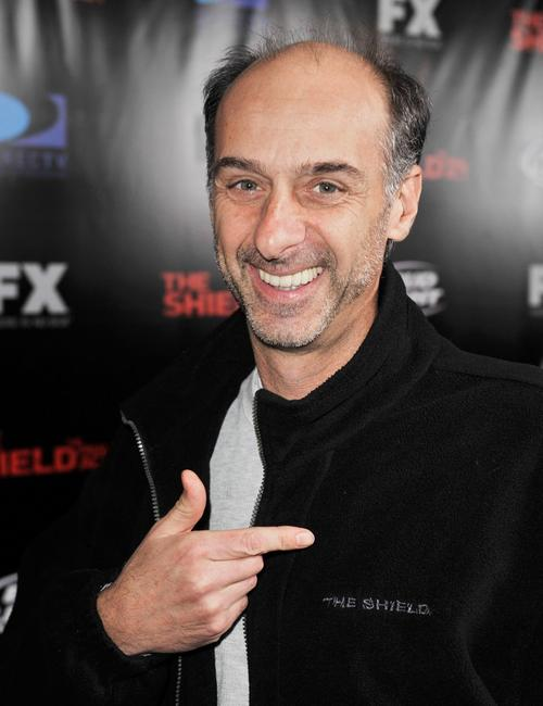 David Marciano at the series finale screening of