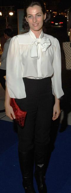 Ayelet Zurer at the Serendipity Point Films party during the Toronto International Film Festival 2007.