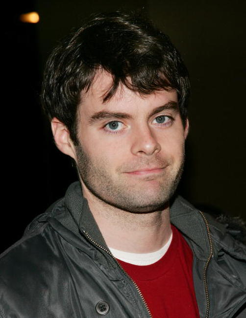 Bill Hader at a N.Y. screening of